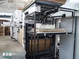 Автоматический <b>пресс для вырубки</b> Wupa Iijima JF-1030 формата ...