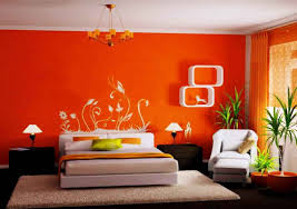 Simple Bedroom Wall Painting Simple Bedroom Wall Painting Ideas