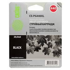 cactus cs pg440xl black картридж струйный для canon pixma mg2140 mg3140