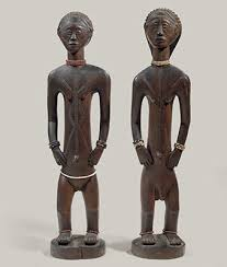 portraits of african leadership  essay  heilbrunn timeline of  standing male and female figures