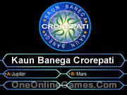 Kaun Banega Crorepati - Play Online Games