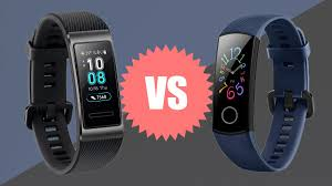 <b>Huawei</b> Band 3 Pro vs <b>Honor Band</b> 5: which fitness tracker is best for ...