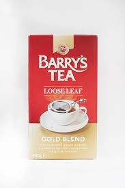 Barry's Tea - <b>Gold Blend Loose</b> - OUT OF STOCK – Acquired Taste ...