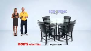 Five Piece Dining Room Sets Matinee 5 Piece Dining Room Set Bob39s Discount Furniture Youtube