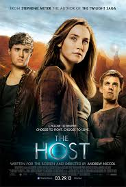 Póster La Huésped (The Host)
