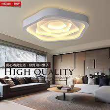 led ceiling lamp living room lamp modern minimalist style master bedroom lamps83cmwarm light ceiling living room lights
