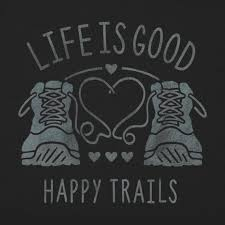 Image result for happy trails
