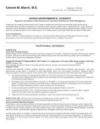 science resume examples getessay biz 10 images of science resume examples