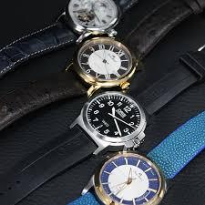 Какие материалы используют для часовых ремешков? — блог ...