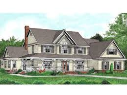 Page of   Victorian House Plans   The House Plan Shop    Luxury Victorian Home  H