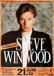 <b>Steve Winwood</b> - <b>Talking</b> Back To The Night, Saarbrücken 1983 ...