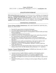 resume sample microsoft word with profile and experience as junior