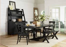 Kitchen Table With Benches Set Kitchen Table With Four Chairs And A Bench 2017 Dining Table And