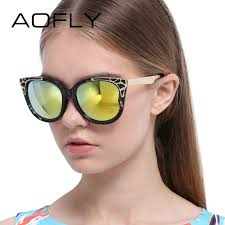Aliexpress.com : Buy AOFLY Sunglasses <b>Fashion Cat</b> Eye Glasses ...