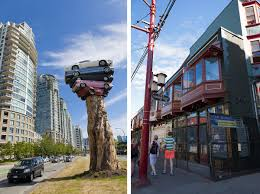 neighbourhood photo essays downtown vancouver homes the trans am totem and the sam kee building