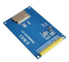 ЖК дисплей 3,2 дюйма TFT <b>сенсорный</b> экран модуль Дисплей ...