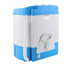 110V Pyle Upgraded Version <b>Portable Washer</b> & Spin Dryer <b>Twin</b> ...
