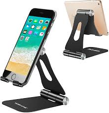 YOSHINE Cell <b>Phone Stand</b> Cell <b>Phone Holder</b> Adjustable <b>iPhone</b> ...