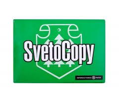 <b>Офисная бумага SVETOCOPY A4</b>, 80г/м2