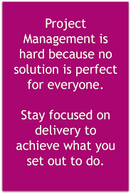 images about pinspirations positive quotes for repinning focus on delivery is the key to success when managing a project