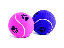 Мячик теннисный на канате <b>Beeztees</b> - СЦ