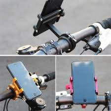 <b>Aluminum alloy bicycle</b> mobile <b>phone</b> fixture - GEEKMAXI.COM
