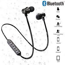 <b>S6 Sport</b> Wireless Headphone <b>Neckband</b> Line controlled Bluetooth ...