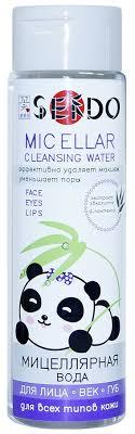 <b>Вода мицеллярная</b> Sendo Для <b>всех</b> типов кожи — купить в ...