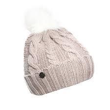 New Balance <b>Women's Lux Knit POM</b> Beanie 500343-696 500343 ...