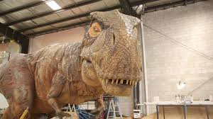 Inside the Factory Where <b>Robotic Dinosaurs</b> Come to Life - YouTube