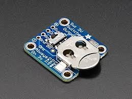 Adafruit <b>12mm Coin Cell</b> Breakout Board: Amazon.co.uk: Computers ...