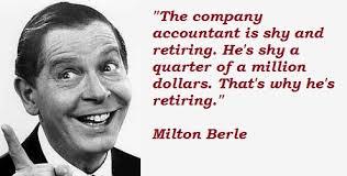 Milton Berle Quotes | Funny Quotes