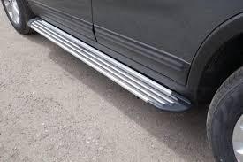 """<b>Пороги алюминиевые</b> """"<b>Slim Line</b> Silver"""" 1720 мм KIASOR12-20S"""