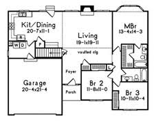 Inspiring Single Story House Plans   Single Story Floor Plan        Inspiring Single Story House Plans   One Story House Floor Plans