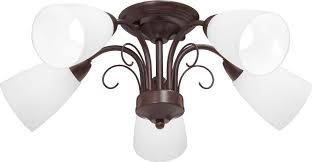 <b>Подвесной светильник Vitaluce</b>, <b>5</b> х Е14, 40 Вт, V3499-7/5PL ...