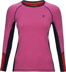Термобелье <b>Peak Performance Magic</b> Base Layer Long-Sleeve ...