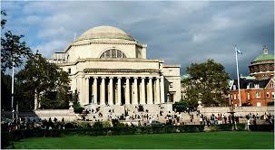Columbia University   Graduate School of Arts and Sciences Columbia University