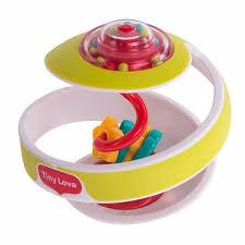 Развивающая игрушка - <b>Чудо</b>-<b>шар</b>, <b>зеленый</b> от <b>Tiny Love</b> ...