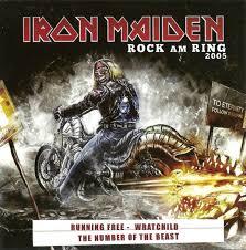 <b>Iron Maiden</b> - <b>Rock</b> Am Ring 2005 (2013, CD) | Discogs