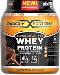 Body Fortress Super Advanced Whey Protein Powder ... - Amazon.com