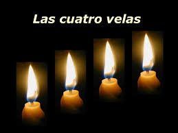 Resultado de imagen de Las tres velas