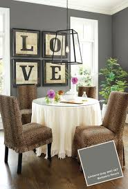 January  February  Paint Colors How To Decorate - Dining room paint colors 2014