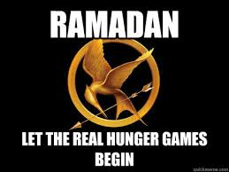 Ramadan Let the real hunger games begin - good guy hunger games ... via Relatably.com