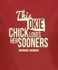 BOOMER SOONER BABY!!! on Pinterest | Oklahoma Sooners, University ...