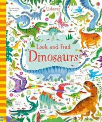 <b>Look and</b> Find Dinosaurs - <b>Robson Kirsteen</b> | Public βιβλία