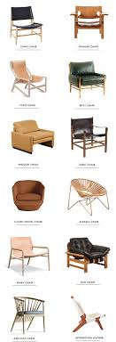 ideas about leather armchairs side chairs round up best leather accent chairs sarah sherman samuel