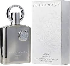 <b>Supremacy</b> Silver By <b>Afnan</b> Pour Homme EDP 100ml Brand New ...
