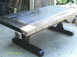Custom Wood Dining Room Tables Custom Reclaimed Barn Wood Dining Table By J Gubbins Fine Iranews