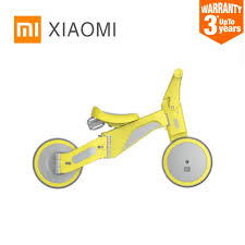 XIAOMI MIJIA <b>Children's Push Scooter Balance</b> Bike Walker Infant ...