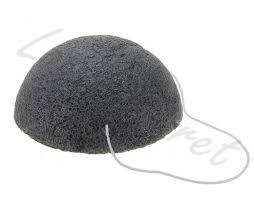 <b>Спонж конняку</b> 100% с <b>древесным углем</b> The Saem Charcoal Jelly ...